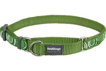 Red Dingo Collier martingale Circadelic Vert MC-CI-GR