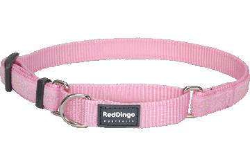 Red Dingo Martingale Collar Daisy Chain Pink MC-DC-PK