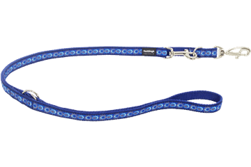 Red Dingo Multipurpose Lead Cosmos Dark Blue MP-CO-DB