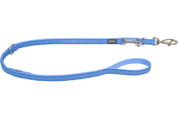 Red Dingo Multipurpose Lead Cosmos Medium Blue MP-CO-MB