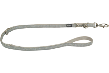 Red Dingo Multipurpose Lead Cosmos Silver MP-CO-SI