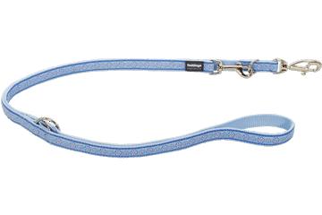 Red Dingo Multi Purpose Lijn Daisy Chain lichtblauw MP-DC-LB