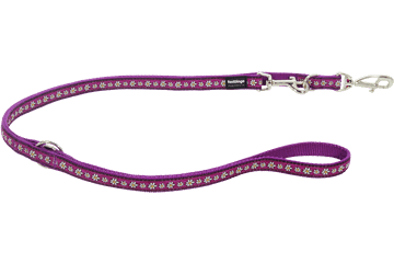 Red Dingo Multi Purpose Lijn Daisy Chain purper MP-DC-PU