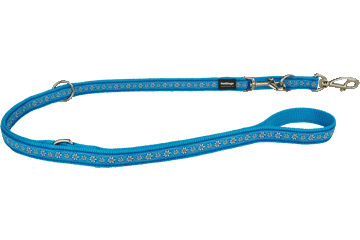 Red Dingo Multi Purpose Lijn Daisy Chain Turquoise MP-DC-TQ