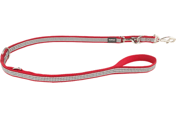 Red Dingo Multipurpose Lead Fang It Red MP-FG-RE