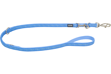 Red Dingo Multipurpose Lead Hypno Medium Blue MP-HY-MB