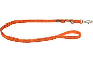 Red Dingo Multipurpose Lead Hypno Orange MP-HY-OR