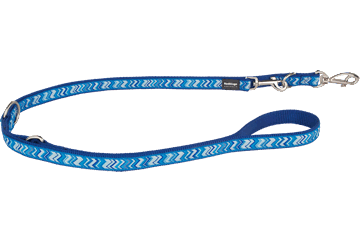 Red Dingo Multipurpose Lead Pizzazz Dark Blue MP-PZ-DB