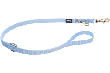Red Dingo Multipurpose Lead Classic Light Blue MP-ZZ-LB