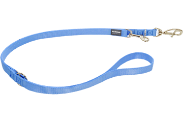 Red Dingo Multipurpose Lead Classic Medium Blue MP-ZZ-MB