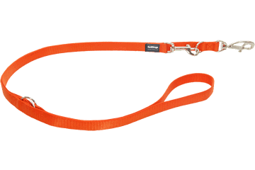 Red Dingo Multipurpose Lead Classic Orange MP-ZZ-OR