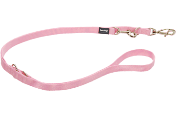 Red Dingo Multipurpose Lead Classic Pink MP-ZZ-PK