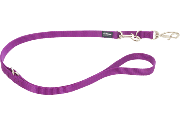 Red Dingo Multipurpose Lead Classic Purple MP-ZZ-PU