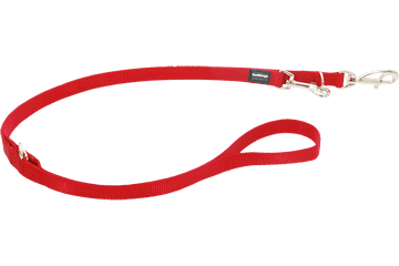 Red Dingo Multipurpose Lead Classic Red MP-ZZ-RE