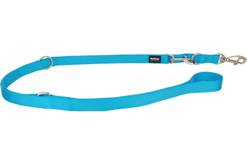 Red Dingo Multipurpose Lead Classic Turquoise MP-ZZ-TQ
