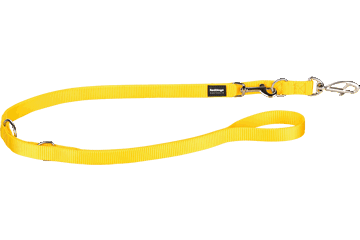 Red Dingo Multipurpose Lead Classic Yellow MP-ZZ-YE