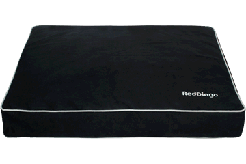 Red Dingo Mattress &nbsp: Schwarz MT-MF-BB