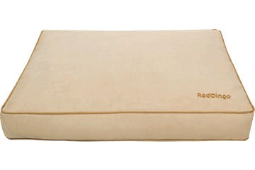 Red Dingo Mattress &nbsp: Beige MT-MF-BE