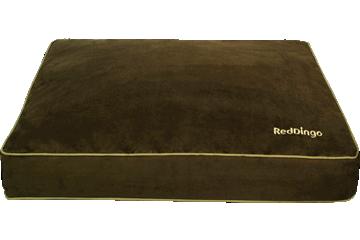 Red Dingo Mattress Deep Olive MT-MF-GR