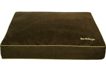 Red Dingo Mattress Deep Olive MT-MF-GR