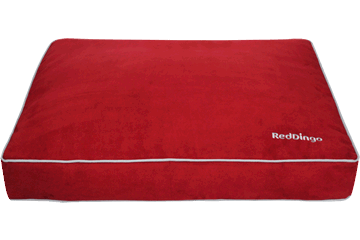 Red Dingo Matelas Acier inoxydable Rouge MT-MF-RE