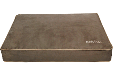 Red Dingo Mattress &nbsp: Taupe MT-MF-TA
