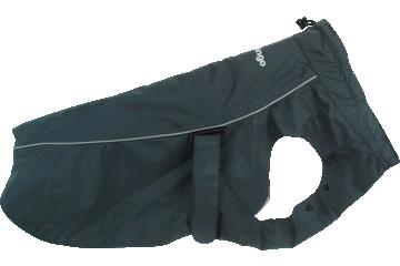 Red Dingo Rain Coat Charcoal RC-WF-GY