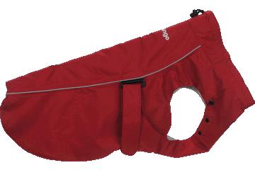 Red Dingo Rain Coat Rosso RC-WF-RE