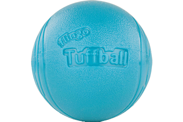 Red Dingo Flingo Ball Thrower Tuffball Aeroblue TS-TB-DB